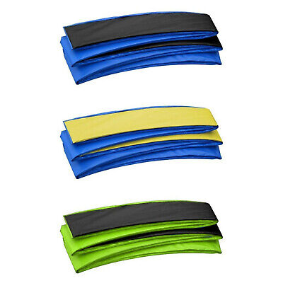 £69.99 • Buy Replacement Trampoline Pads Safety Foam Spring Cover Padding Rectangular Frames