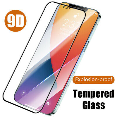 £3.95 • Buy For Huawei P30 Lite / P30 Pro Full Cover Curved Tempered Glass Screen Protector