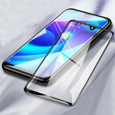 $1.15 • Buy For Xiaomi Redmi Note 7/8 3D Curved Full Cover Tempered Glass Screen Protector
