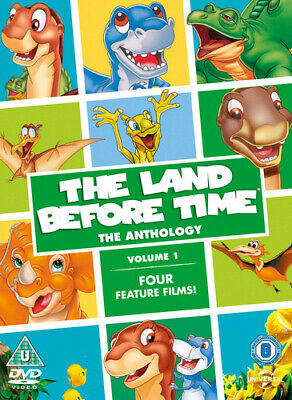 £4.72 • Buy The Land Before Time: The Anthology - Volume 1 DVD (2016) Don Bluth Cert U 4