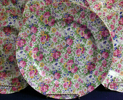 $ CDN124.99 • Buy Royal Winton Grimwades Summertime (1932+) Smooth Dinner Plate 10 1/4 - Excellent