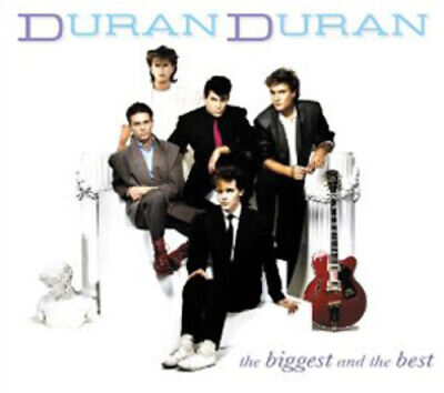 £15.48 • Buy Duran Duran : The Biggest And The Best CD 2 Discs (2012) FREE Shipping, Save £s
