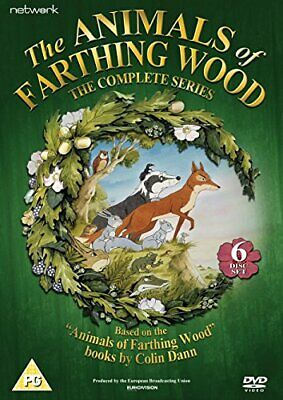 The Animals Of Farthing Wood The Complete Series [DVD] • 24.60£