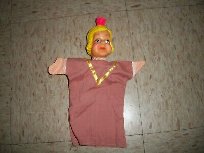 $12 • Buy Vintage Prince Puppet From 1970s Mr Rogers