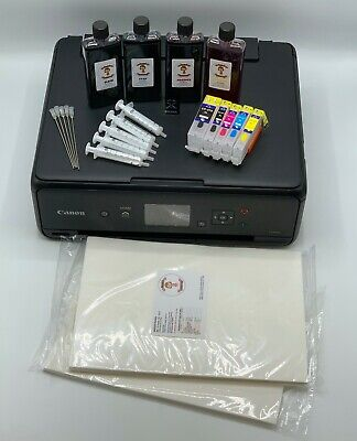 £315.99 • Buy Katie's Edible Ink Canon Printer With Photocopier And Scanner - Various Options