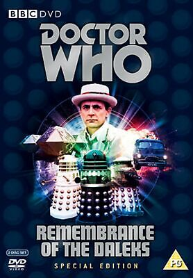 Doctor Who: Remembrance Of The Daleks (Special Edition) [DVD] • 6.99£