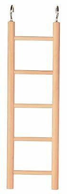 Trixie Wooden Small Medium Budgie Bird Cage Ladders - 5 Sizes Of Ladder • 3.75£
