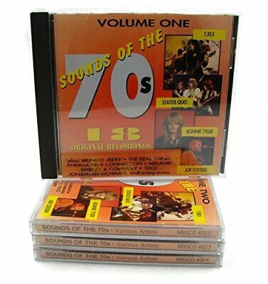 £2.30 • Buy Sounds Of The 70's CD Fast Free UK Postage 5017615240221