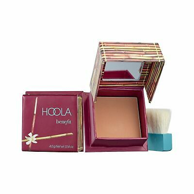 Benefit Hoola Bronzing Powder 4g Bronzer Compact With Brush & Mirror New  • 14.99£