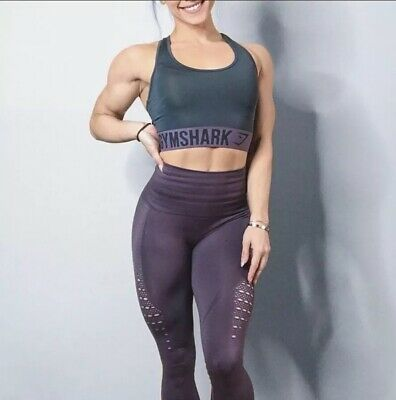 832ca14ba60dd Gymshark Seamless Energy Highwaisted Leggings XS NWT • 45.00$