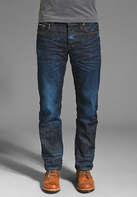 NWT PRPS GOODS & CO Sz30 RAMBLER SKINNY FIT JEANS IN THE GENEVA 1 YEAR WASH • 133.12£