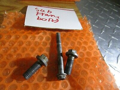 $10 • Buy Crf 450 Honda 2002 Crf 450r 2002 Sub Frame Mounting Bolts