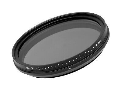 AU52.99 • Buy Variable ND Filter For Canon EF 100mm F/2.8L Macro IS USM