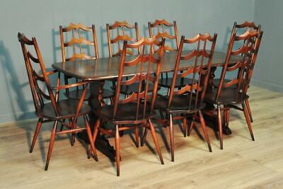 Ercol Saville Dining Chairs