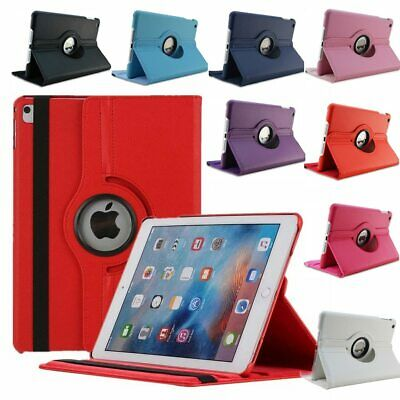 AU12.99 • Buy 360 Rotate Leather Case Cover For Apple IPad 2 3 4 5 6 7 10.2 Air Mini Pro 11 20