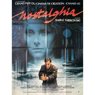 $59.10 • Buy NOSTALGHIA Original Movie Poster  - 47x63 In. - 2004 - Andrei Tarkovsky , Oleg Y