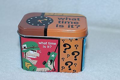 Paul Frank Tin Can For Watch What Time Is It ? 2000 FREE SHIPPING • 8.07£
