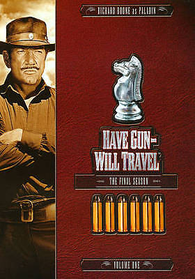 $20.14 • Buy Have Gun Will Travel: The Sixth And Final Season, Vol. 1 New DVD! Ships Fast!