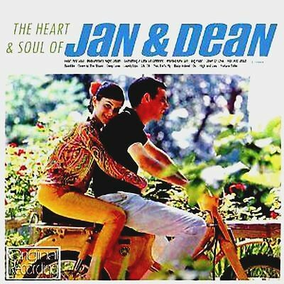 £3.95 • Buy JAN AND DEAN ~ THE HEART AND SOUL OF CD 16 EARLY SIXTIES / 60's VINTAGE SONGS