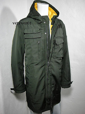 $437.95 • Buy VICTORINOX Swiss Army 3N1 Military M51 Hooded Parka Removable Liner Green Sz XXL