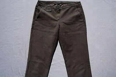 $ CDN42.02 • Buy Theory  Flap Pocket Slim Fit Casual  Stretch Chino Pants Women's Size  2