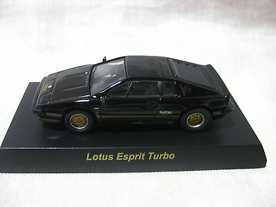 $ CDN31.71 • Buy Lotus Esprit Turbo Black Color Kyosho 1:64 Scale Diecast Model Car