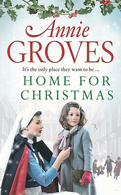 £5.99 • Buy Annie Groves: Home For Christmas Paperback Book