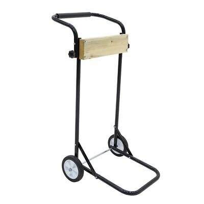 AU129.71 • Buy Outboard Boat Motor Stand Cart With Folding Handle 85lb Capacity