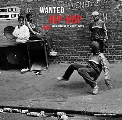 Various Artists - WANTED HIP-HOP [VINYL] • 15.71£