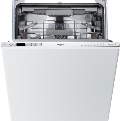 View Details Whirlpool WIC3C23PEFUK A++ Fully Integrated Dishwasher Full Size 60cm 14 Place • 399.00£