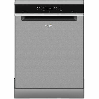 View Details Whirlpool WFO3P33DLXUK A+++ Dishwasher Full Size 60cm 14 Place Stainless Steel • 567.00£