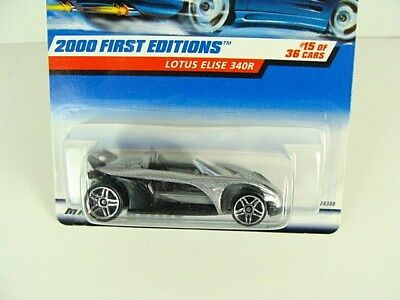 $ CDN4.83 • Buy Hot Wheels Lotus Elise 340R 2000 First Editions PR5 Painted Base  Combine Ship