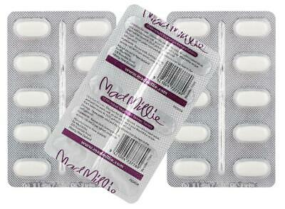 2 X MAD MILLIE Microbial Vegetarian Rennet Tablets - Strips Of 10 • 7.29£