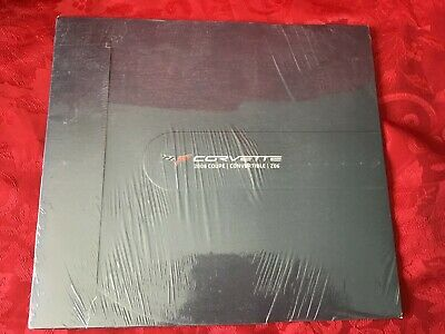 $15 • Buy NEW SEALED - Corvette 2008 Coupe Convertible Z06 Brochure Book