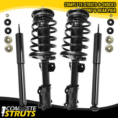 $191.26 • Buy 2005-2010 Ford Mustang Quick Complete Struts / Shocks & Coil Spring Assembly Kit