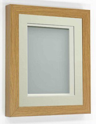 £10.58 • Buy Frame Company Rickman Range Box Frame In Beech With Choice Of Mount Colours