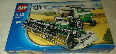 Lego 7636  Farm Combine Harvester Limited Edition BRAND NEW FACTORY SEALED • 219£