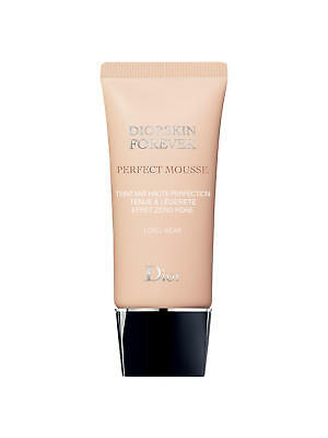 Diorskin Forever Perfect Mousse  021 Linen 30ml • 24£