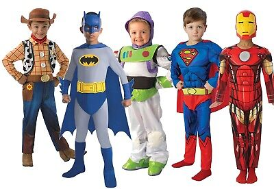 £17.99 • Buy Official Lot Disney Super Heroes/Toy Story Boys Fancy Dress Outfit/Costumes