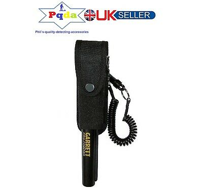 Metal Detecting Accessory, Pinpoint Probe Holster With Press Stud Securing Flap. • 14.99£
