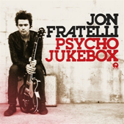 Jon Fratelli : Psycho Jukebox CD (2011) Highly Rated EBay Seller Great Prices • 29.99£