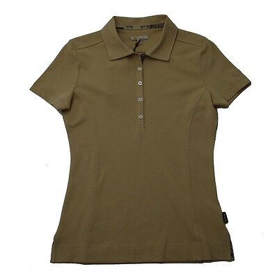 Barbour Womens Thread Polo In Dark Pearl • 37£