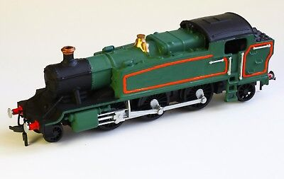 Airfix,Prairie Tank Steam Locomotive, Kit Built And Painted,Gauge 00 ,1:76 • 19.99£