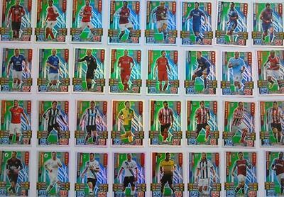 Match Attax 2015/2016 Pro 11 - Rarer Than Limited Edition 100 Hundred Club 15/16 • 6.95£