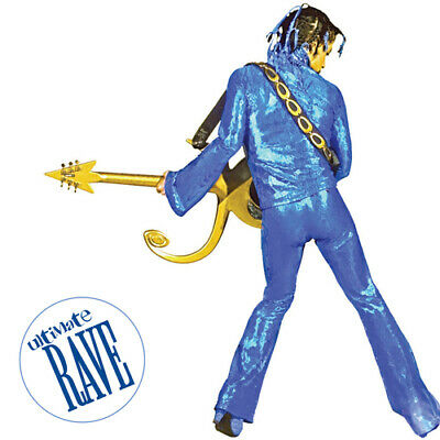 Prince : Ultimate Rave CD Box Set With DVD 3 Discs (2019) ***NEW*** Great Value • 23.71£