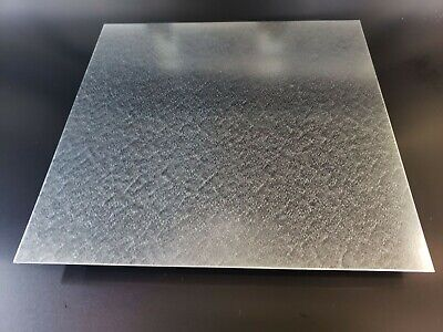 Cheap 2mm Galvanised  Mild Steel Sheet /plate - Guillotine Cut - All Sizes • 3.34£