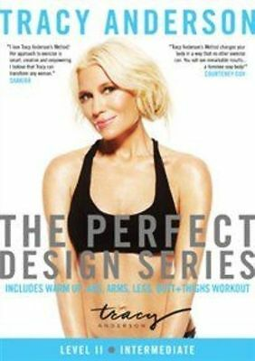 £2.63 • Buy Tracy Anderson Perfect Design Series - Sequence 2 (DVD, 2013) New Freepost