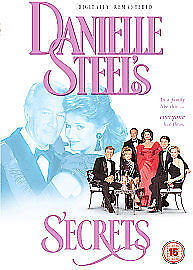 Danielle Steel's Secrets (DVD, 2006) New And Sealed Freepost • 1.62£