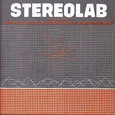 Stereolab - The Groop Played Space Age Bachelor Pad Music [VINYL] • 19.28£