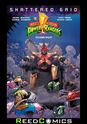 £13.50 • Buy MIGHTY MORPHIN POWER RANGERS VOLUME 8 GRAPHIC NOVEL Collects #29-30 + One Shot
